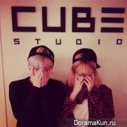 4minute-HyunA-B2ST-Hyunseung