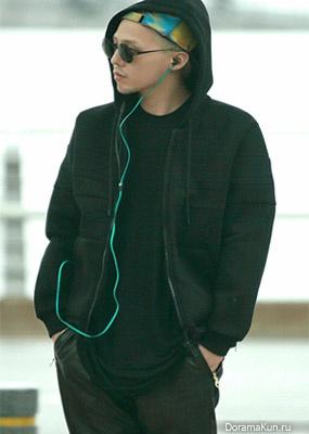 G-Dragon En Noir