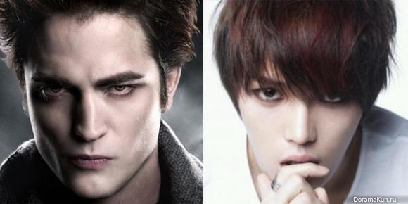 Jaejoong-Edward-Cullen