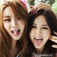 Brown Eyed Girls-Miryo-Narsha