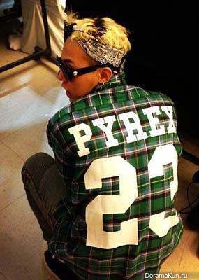 G-Dragon Pyrex-Hood