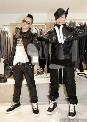 G-Dragon Rick Owens