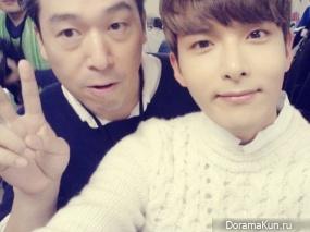 Рёук и Ёнмин