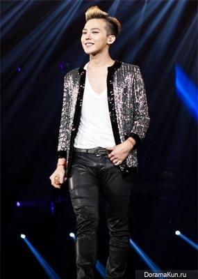 G-Dragon Saint Laurent