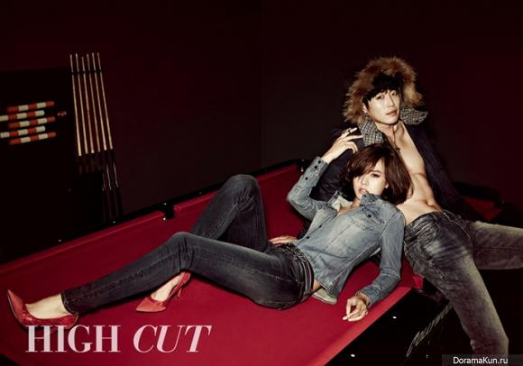 Kim Jae Won&Jo Yoon Hee