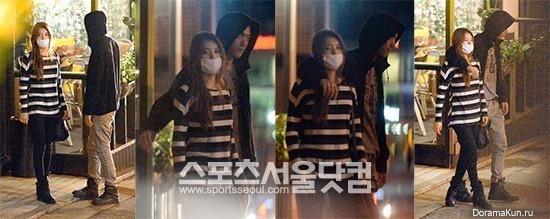 Suzy & Sung Joon