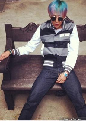 G-Dragon Thom Browne
