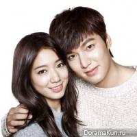 Lee Min Ho-Park Shin Hye