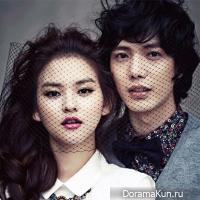 KIM SHI HOO & KIM YOON HYE