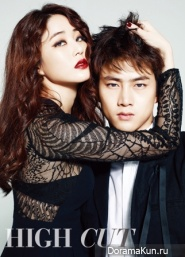 Taecyeon - Kim Hyo Jin