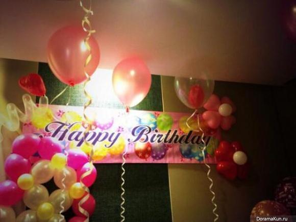 Happy Birthday Dara