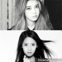 IU VS Yoona