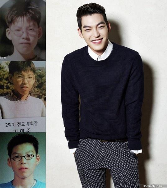 В сети появились выпускные фотографии известных актеров