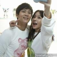 Joo Won - Kim Ah Joong