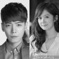 Jang Na Ra & Jung Kyung Ho