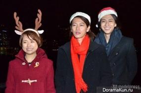 Рождественская вечеринка KanoUso