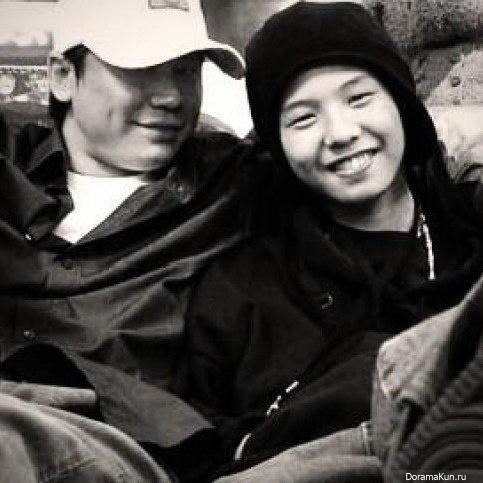 G-Dragon и Ян Хён Сок
