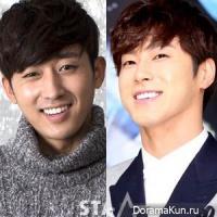 Сон Хо Чжун и Юнхо