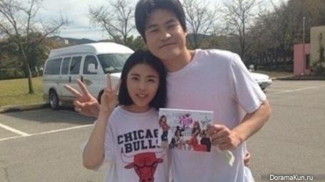 Дохи и Ким Сон Гён (Сам Чон По)