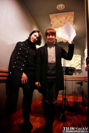 Пак Чон Мин и Ким Хенг Чжун из SS501
