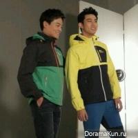ТэкЁн и Ли Со Джин