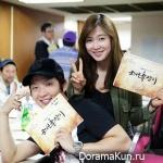 Lee Jun Ki и Nam Sang Mi