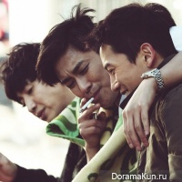 Чжи Сон, Чжу Чжи Хун и Ли Кван Су