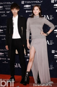 Jang Yoon Joo & Jung Joon Young