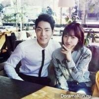 Jin Se Yeon & Hong Jong Hyun