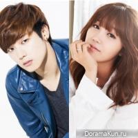 Kang Min Hyuk & Jung Eun Ji