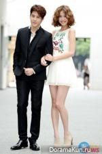 George Hu & Annie Chen