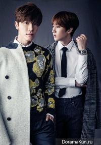 Super Junior-Donghae & Eunhyuk