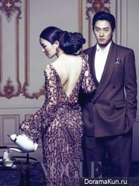Чу Чжин Мо и Ким Со Ён