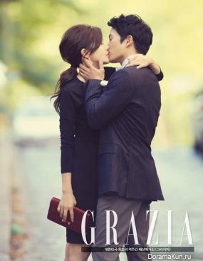 Чжи Сон и Ли Бо Ён