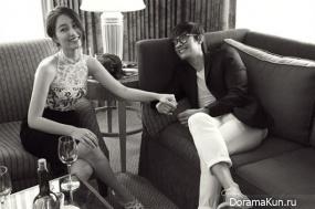 Ли Бён Хон и Ли Мин Чжон