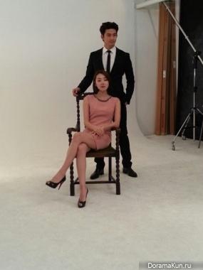 Тэкён и Со И Хён