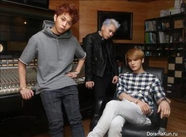 Джэджун, Чунхён и Зико