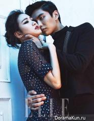 Ли Мин Ки и Ким Го Ын
