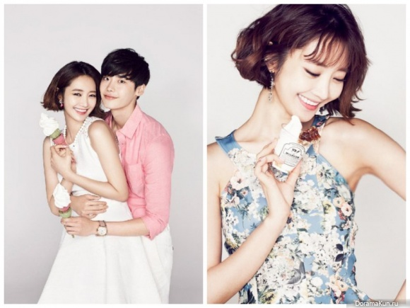 Lee Jong Suk и Go Joon Hee