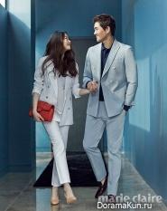 Kim Hyo Jin и Yoo Ji Tae