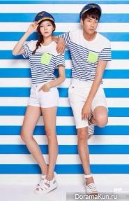 Lee Som и Kim Young Kwang