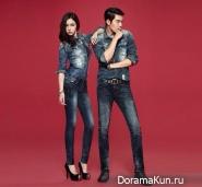 Chocolat Tia и Kim Woo Bin