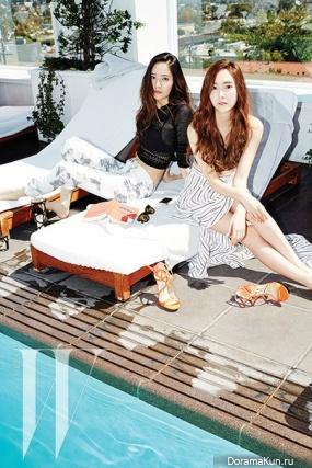Jessica и Krystal