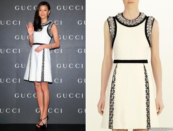 Корейские платья от дизайнеров