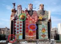 Необычный отель Tianzi Hotel (Китай)