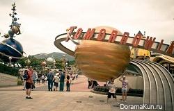 Диснейленд в Гонконге. Фото