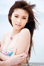 Необычная модель из Таиланда