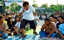 Фестиваль татуировок Таиланд