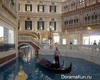Venetian Macao: самое большое казино в мире