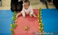 Пасхальные соревнования для малышей (Гонконг)